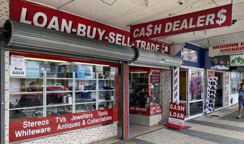Cash Dealers