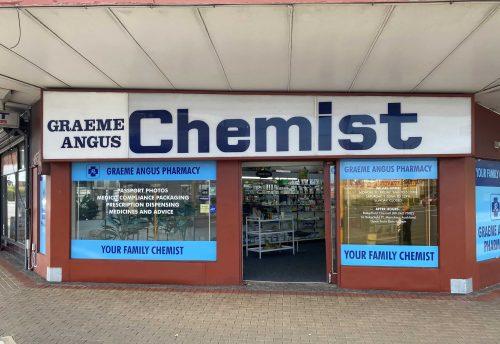 Graeme Angus Pharmacy