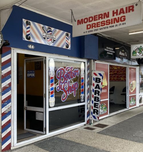 Modern Hairdressing