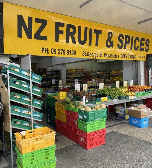 N.Z Fruit and Spices