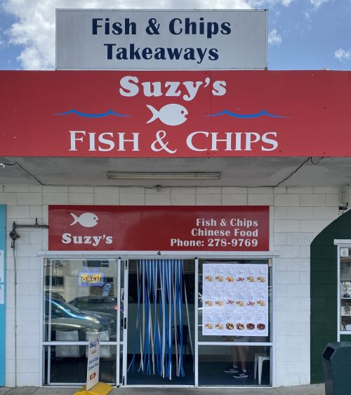 Suzy's Fish & Chips