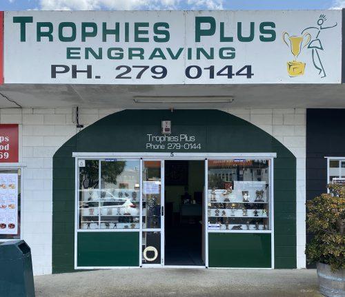Trophies Plus Engraving