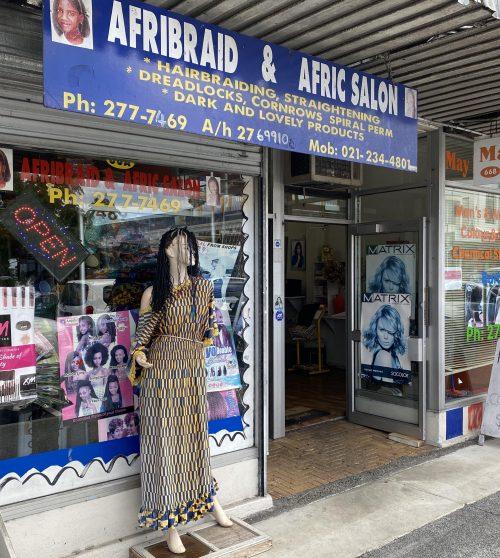 Afri Braid & Afric Styling Salon