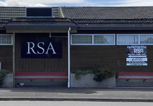 Papatoetoe & Districts RSA