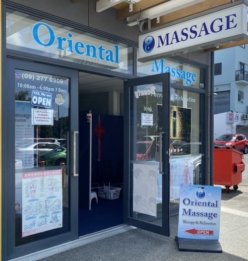 Oriental Massage Therapy & Relaxation