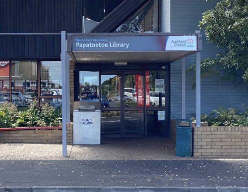 Papatoetoe Library