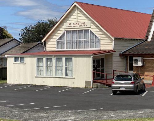 St Martin's Presbyterian Church Papatoetoe